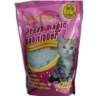 Fresh Magic Kristal Kedi Kumu 3.8 Litre * 4 Adet